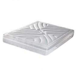 Matelas mousse haute densité et mousse de gel 140x190cm HEROIC