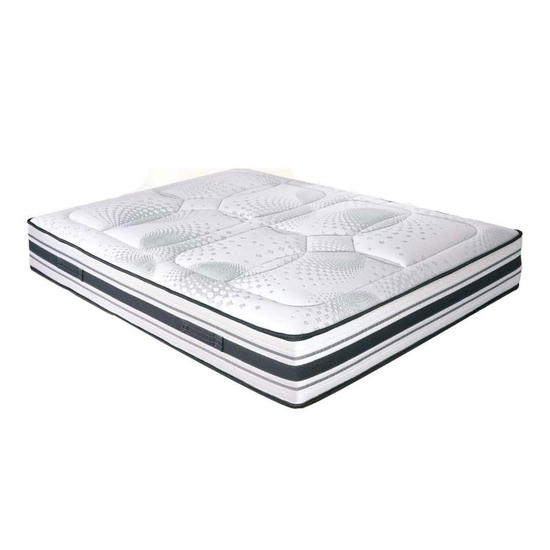 matelas 160 latex 7 zones r serv aux dormeurs exigeants et sensibles. Black Bedroom Furniture Sets. Home Design Ideas